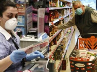 Γώγος: «Οι ανεμβολίαστοι κανονικά χρειάζεται να κάνουν rapid test για να ψωνίσουν στο σούπερ μάρκετ»