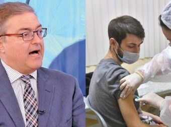 Βασιλακόπουλος για εμβόλια: «Κανείς δεν πρέπει να φοβάται τι θα συμβεί 4 χρόνια μετά»