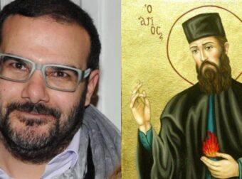 Χρήστος Συριώτης: «Ο Άγιος Εφραίμ μου έδωσε δύναμη και νίκησα τον καρκίνο»